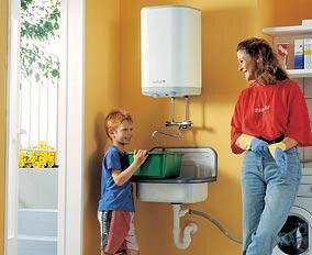 Лучший варинат на дачу - проточный электрический водонагреватель