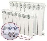 Мнения о биметаллических радиаторах разнятся: у них есть и плюсы, и минусы