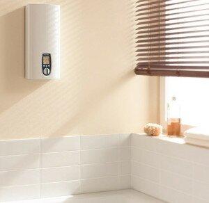 Подключение и установка водонагревателя
