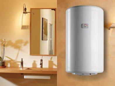 Установка водонагревателя проточного типа