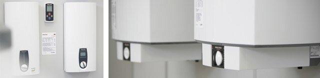 Цены на проточные напорные водонагреватели