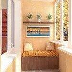 цена утепления балкона